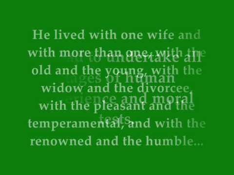 wives of prophet muhammad pdf