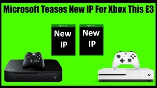 Whoa! Phil Spencer Teases New Xbox One  IP For This E3!