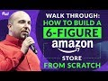 Walk-through: How to Build a 6-figure Amazon Store from Scratch | Zack Franklin, AWasia 2018