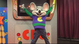 birthday 2016 - chuck e. cheese's