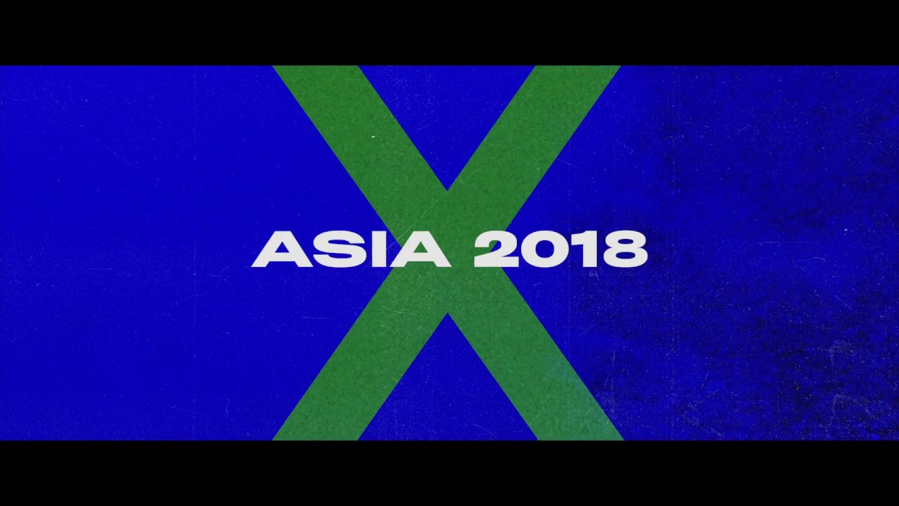 United X Young & Free Asia 2018 Trailer
