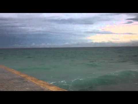 Hurricane Rina  Playa del Carmen, Mexico