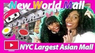 Kawaii NYC: We Visit NYC'S Largest Indoor Asian Mall (♥ω♥*)     Ep.1