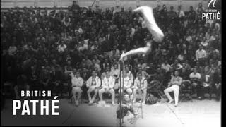 National Collegiate A.A. Gymnastic Championships (1960)