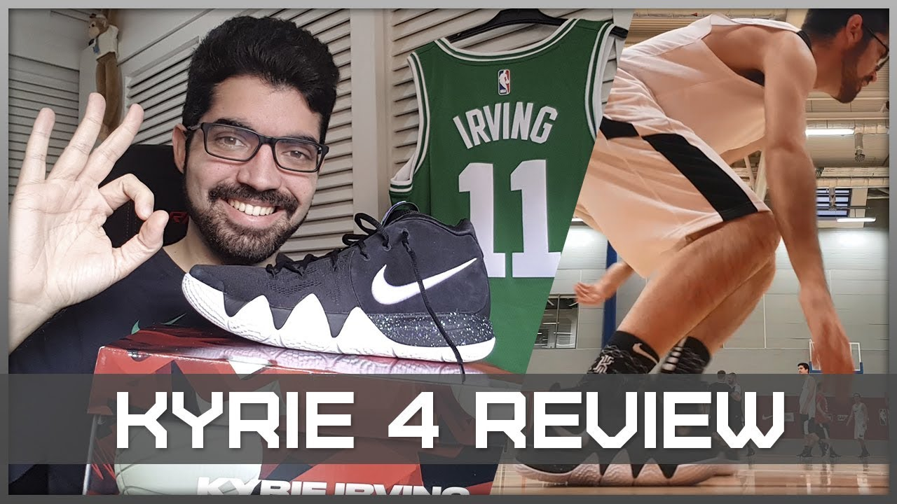 b9110c1c9a93 NIKE KYRIE 4 - UNBOXING y REVIEW en ESPAÑOL - AIRCRISS - YouTube