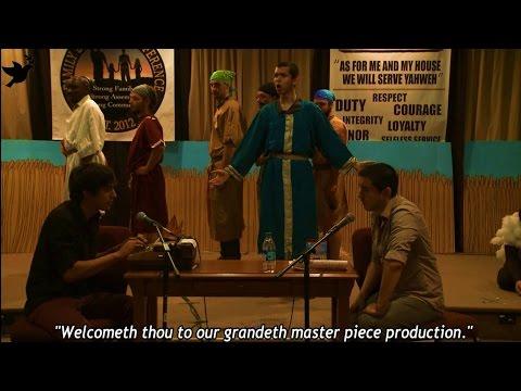 Joseph: It Was All A Dream! (A Biblical Play)