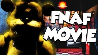 NEW MOVIE TEASER! PRODUCER REVEALED! || FNAF Movie News (Five Nights at Freddys)