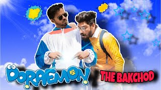 Doraemon - The Bakchod Robot | Chauhan Vines
