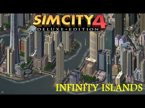 SC4 Infinity Islands Ep 0 - Building A Region
