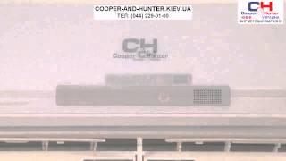 КОНДИЦИОНЕР cooper&hunter eco plazma white ch s09lkp(Заказать эту сплит-систему можно специализированном интернет салоне Cooper&Hunter КИЕВ УКРАИНА http://cooper-and-hunter.kiev...., 2014-01-13T03:53:06.000Z)