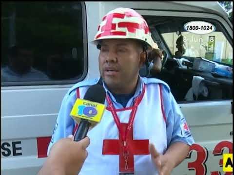 Sujetos encapuchados habrían incendiado Radio Nicaragua