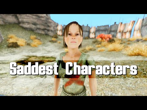 5 Saddest Characters & Events In Fallout Games |