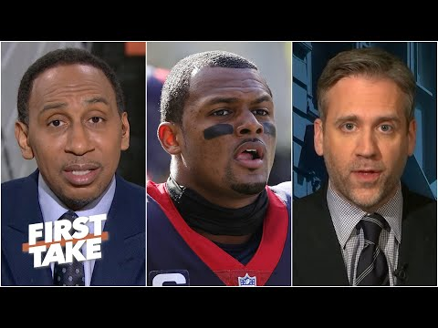 Stephen A. & Max's ideal team for Deshaun Watson | First Take