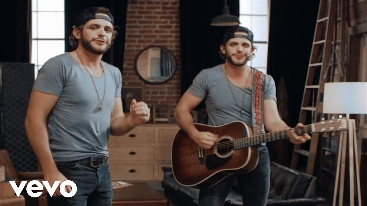 you make me wanna country song