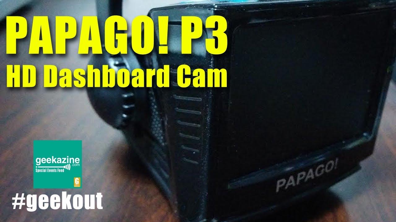 PapaGo N291 - ночь (двор+дорога с плохим освещением) - YouTube