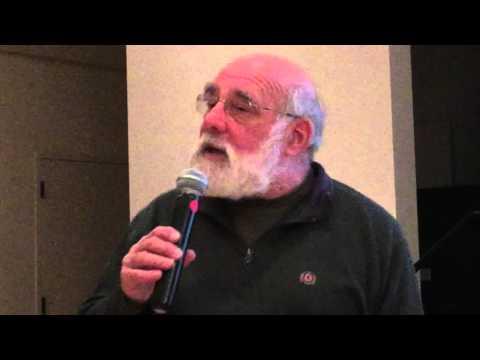 Palestinian Rights Activist/Author,  Jeff Halper (part one)