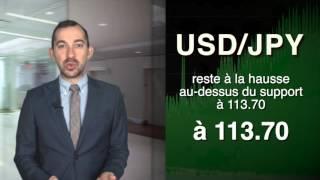 07/03 L'ACTUALITÉ DU MARCHÉ DES CHANGES