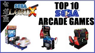 Game | The SLX Top 10 Sega Arcade Games | The SLX Top 10 Sega Arcade Games