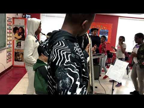 At Bethesda Junior Academy