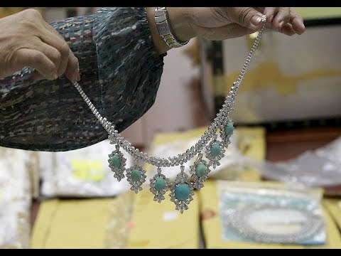 Jewellery of Imelda Marcos fit for royalty