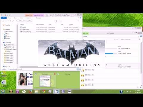 How to download Batman Arkham Origins for PC free torrent