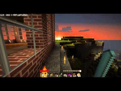 Minecraft Multi Ep 17 - River House 3