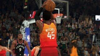 Raptors vs Jazz Full Game Highlights   NBA Today 3/9/2020   Toronto vs Utah (NBA 2K)