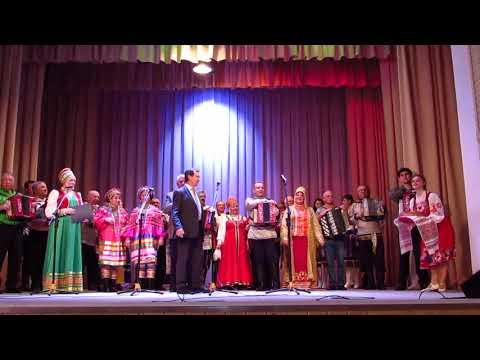 Открытие фестиваля гармонистов в Спасск-Рязанский 7.12.2019г
