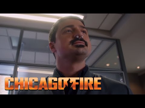 Sinister Smell Haunts Firehouse 51| Chicago Fire