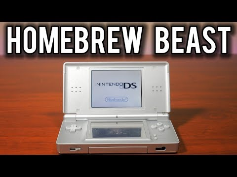 Homebrew on a $25 Nintendo DS Lite Handheld in 2019   MVG