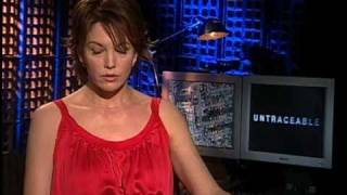 Untraceable - Interviews with Diane Lane and Billy Burke
