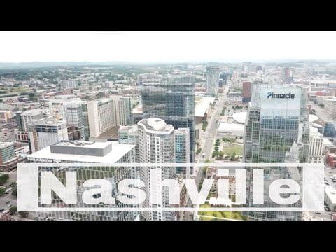 Drone Nashville, Tennessee
