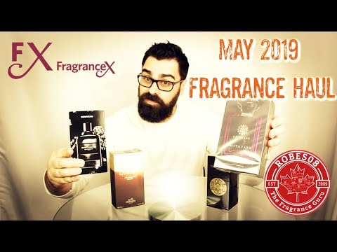 💸🛍 Robes08 May 2019 FragranceX Unboxing | Unboxing Series 🎁