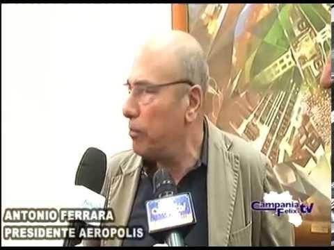 Alenia Aermacchi, il progetto di formazione Faca. Intervista a Antonio Ferrara presidente Aeropolis