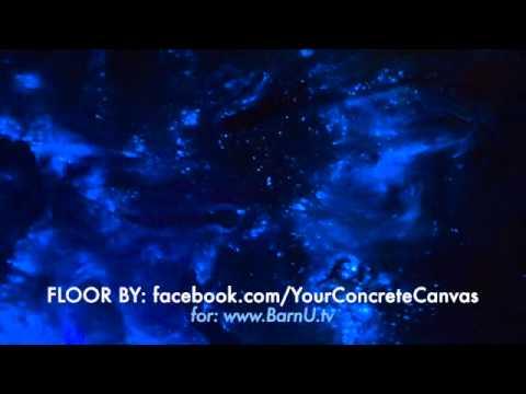 The Galaxy Floor Youtube