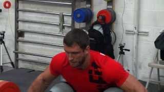 Dmitry Klokov - Snatch 190 kg (Waxman
