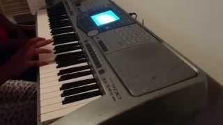 Punnagai Mannan theme duet on keyboard