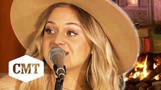 Kelsea Ballerini Covers Fleetwood Mac's \\\x22Dreams\\\x22 🔥 CMT Campfire Sessions
