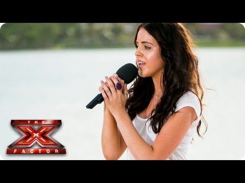 Melanie McCabe sings Run  Snow Patrol  Judges Houses  The X Factor 2013