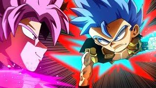 ROBLOX: STRONGER GAME FUSION ODER GOKU BLACK!? -Dragon Ball Z Endstand