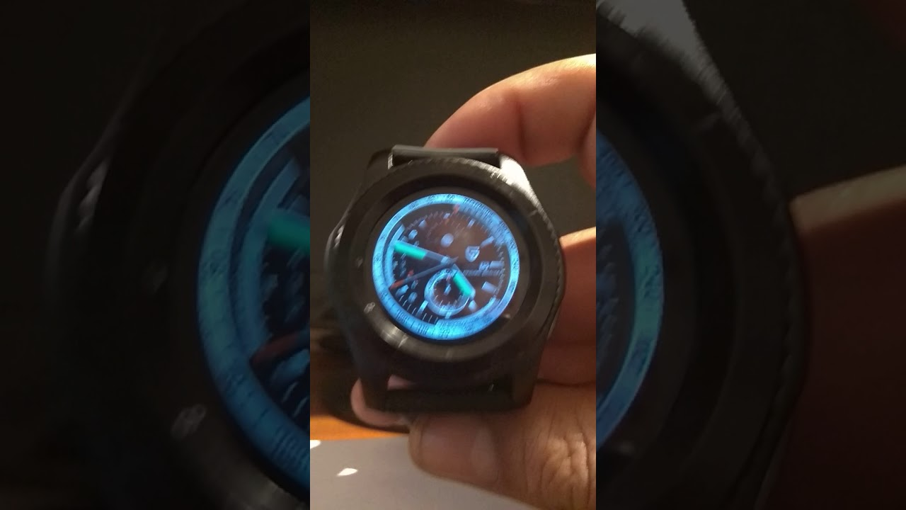 No 1 G8 watch faces #7