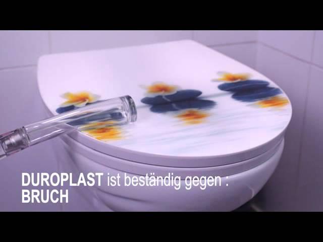 WENKO - Duroplast Acry WC-Sitz