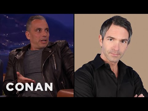 Sebastian Maniscalco: Jordan Schlansky Is More Italian Than Me  - CONAN on TBS