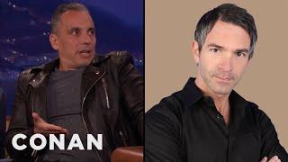 Sebastian Maniscalco: Jordan Schlansky Is More Italian Than Me  - CONAN on TBS