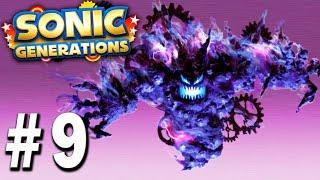 Скачать ФИНАЛ ИСТОРИИ БОСС ПОЖИРАТЕЛЬ ВРЕМЕНИ Sonic Generations прохождение серия 9