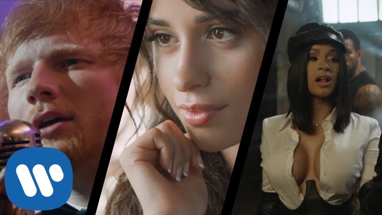 Ed Sheeran  South of the Border feat Camila Cabello u0026 Cardi B Official Music Video