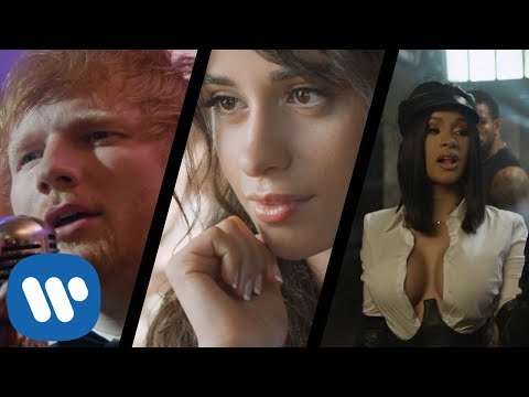 Ed Sheeran - South of the Border (feat. Camila Cabello \u0026 Cardi B) [Official Video]