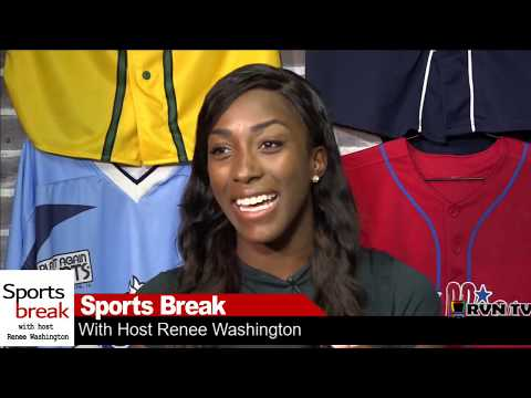 The Sports Break with Renee Washington: Reggie Thomas on the Cowboys/Eagles