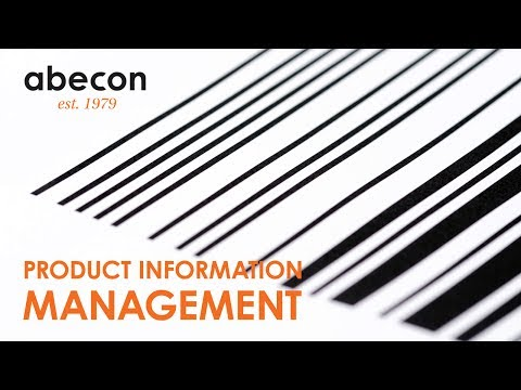 Webinar Product Information Management