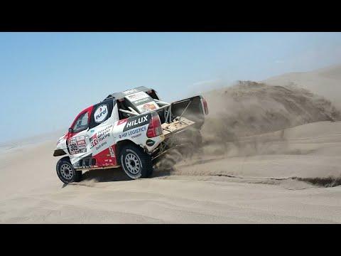 DAKAR 2019 Etapa 6 | AUTOS | CAMIONES ( Arequipa - Marcona) 🏁💀